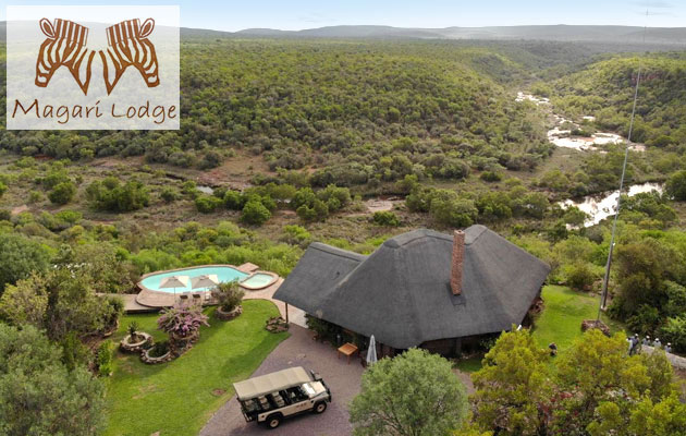 MAGARI LODGE, VAALWATER (50km)
